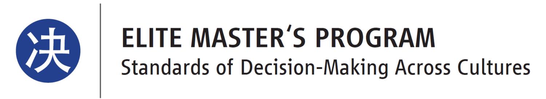 SDAC Elite Master's Programme