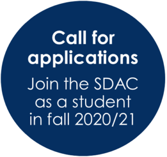 "Towards entry ""Call for student applications for fall 2020/21"""